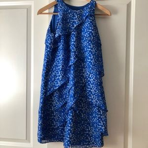 Ann Taylor 0P Women's Sleeveless Dress
